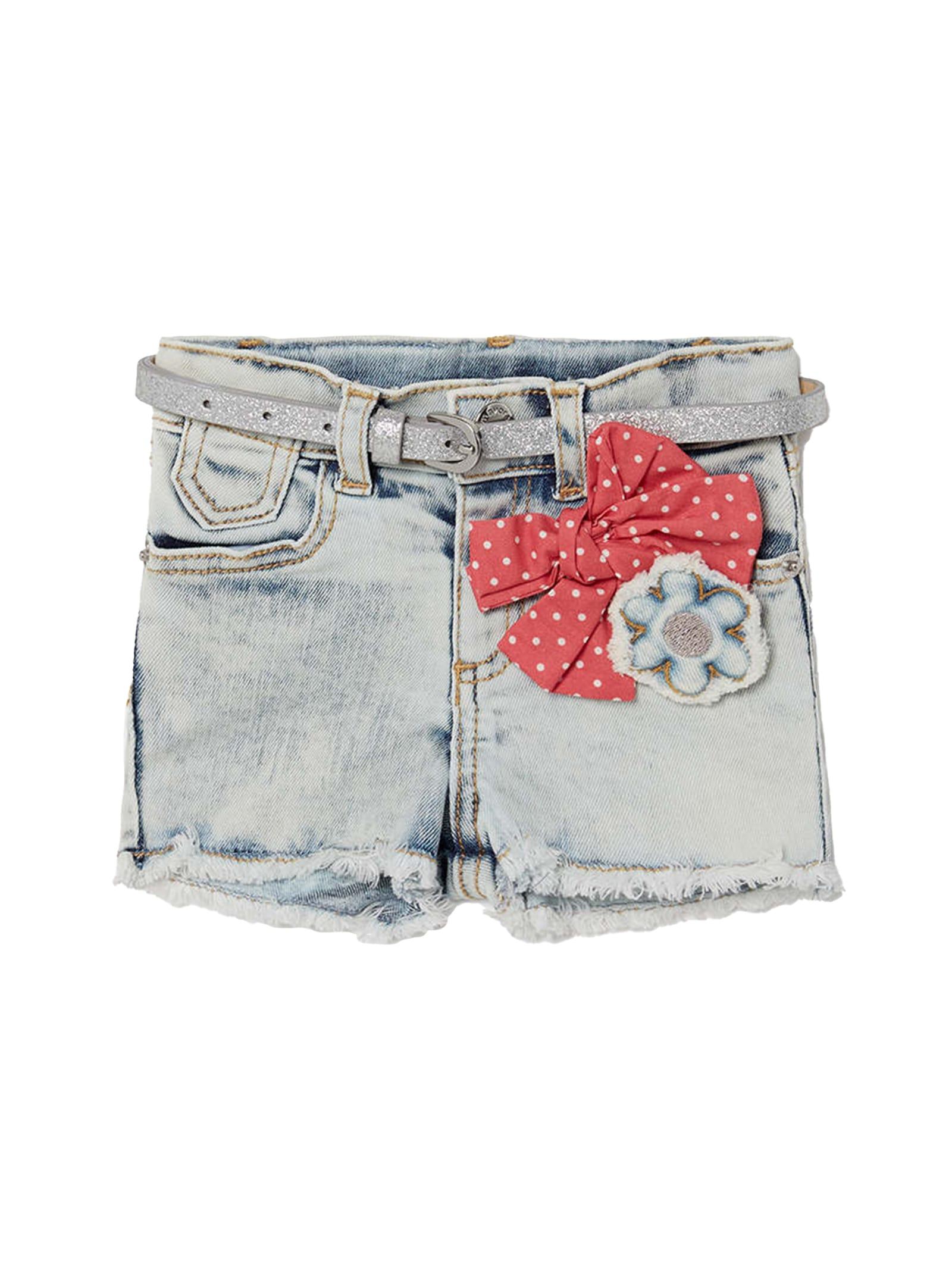 Shorts Red Ribbon MAYORAL | Shorts | 1237005