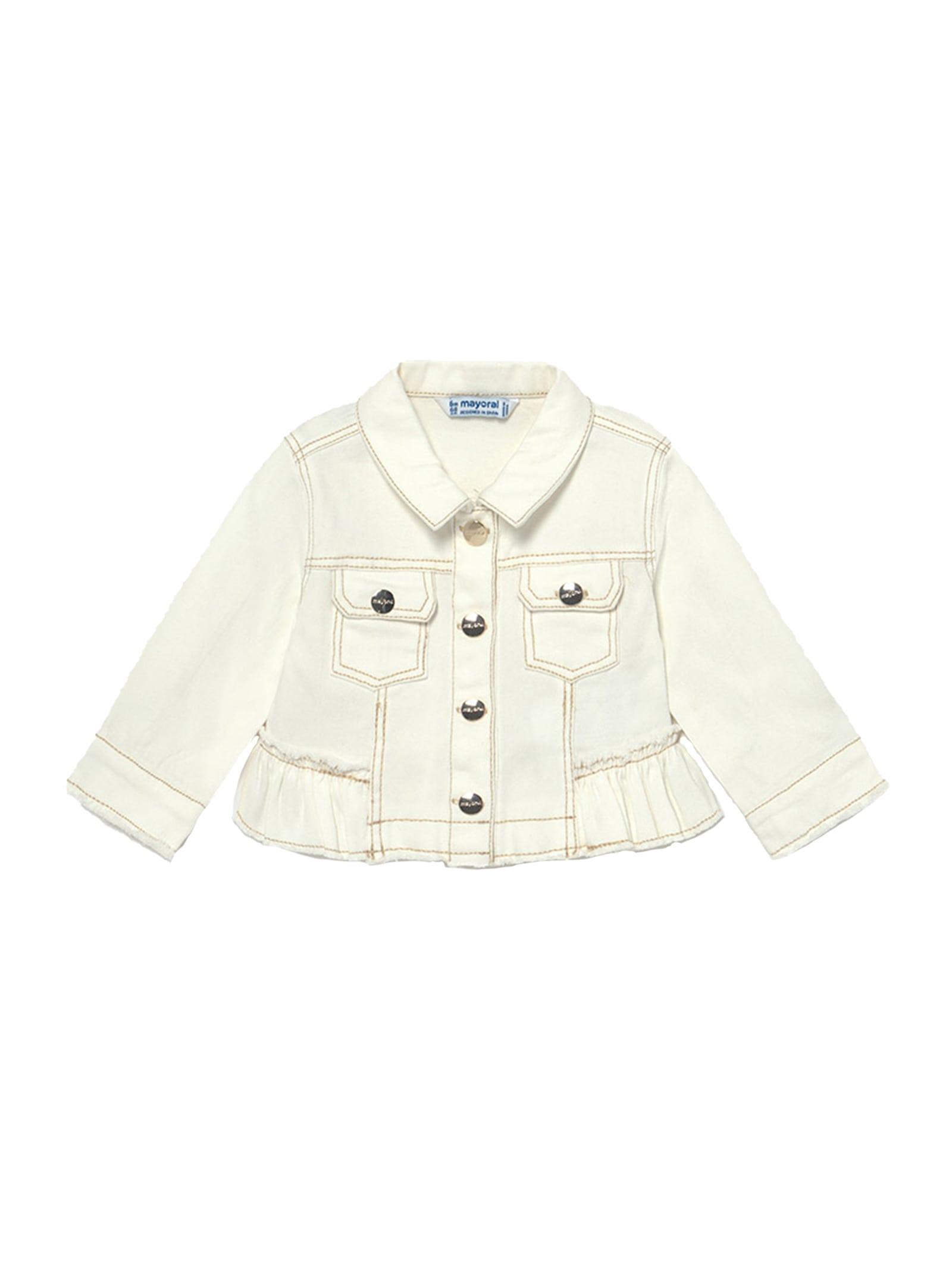 Cappotto Corto White MAYORAL | Cappotti | 1483090