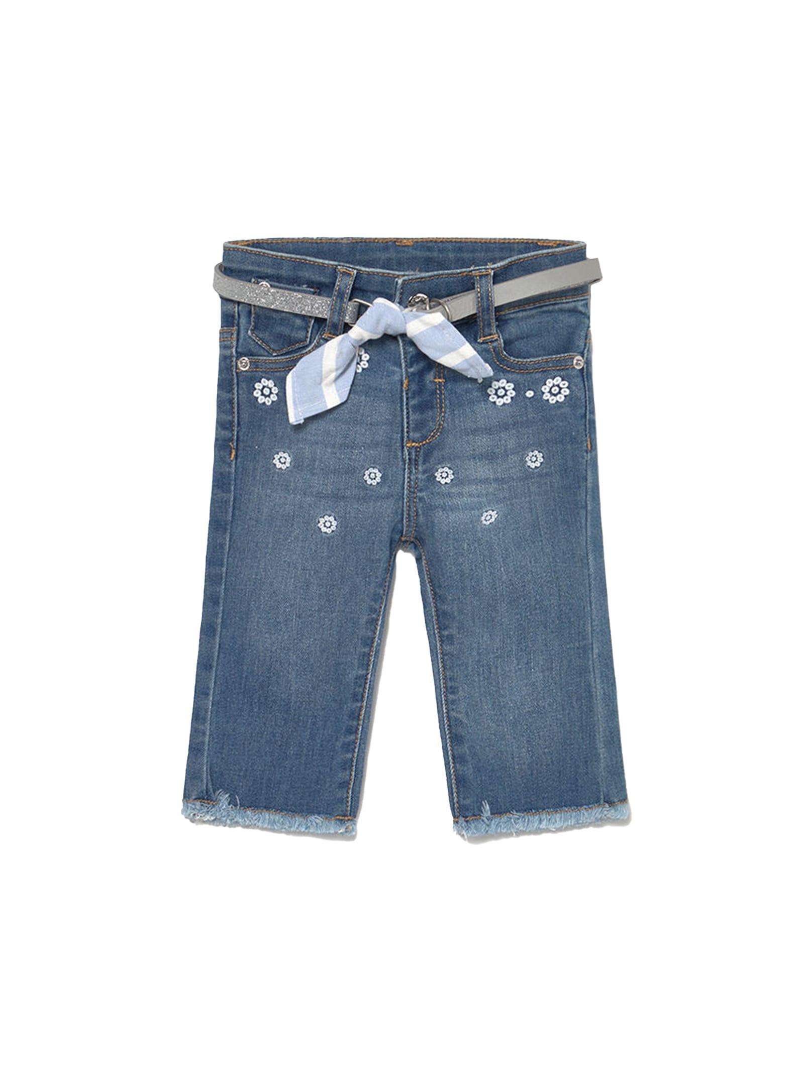 Jeans Fiocco Bimba MAYORAL | Pantaloni | 1577050