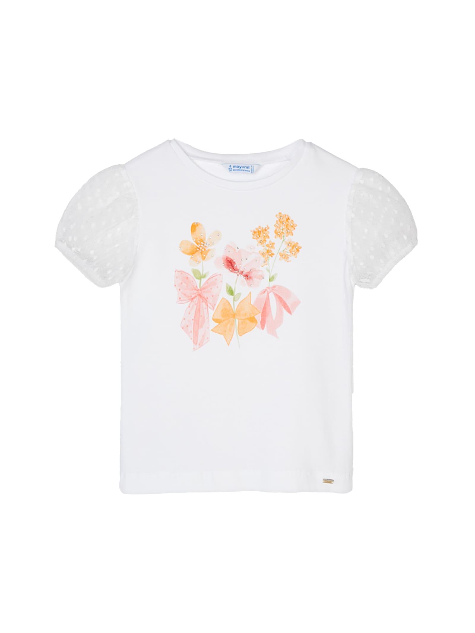 T-shirt Plumetis MAYORAL | T-shirt | 3001016