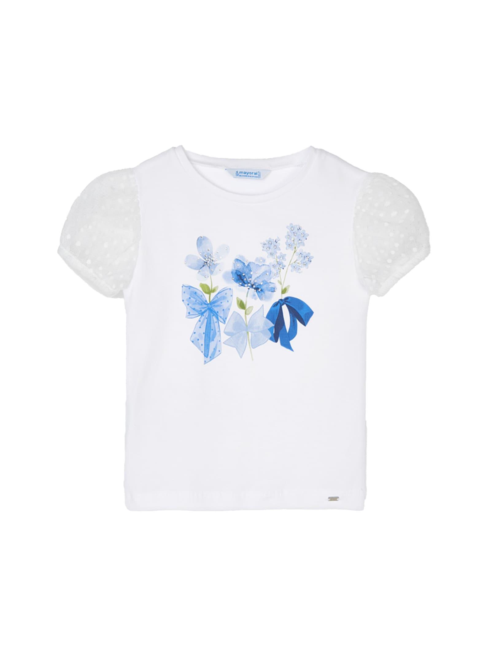 T-shirt Plumetis MAYORAL | T-shirt | 3001017