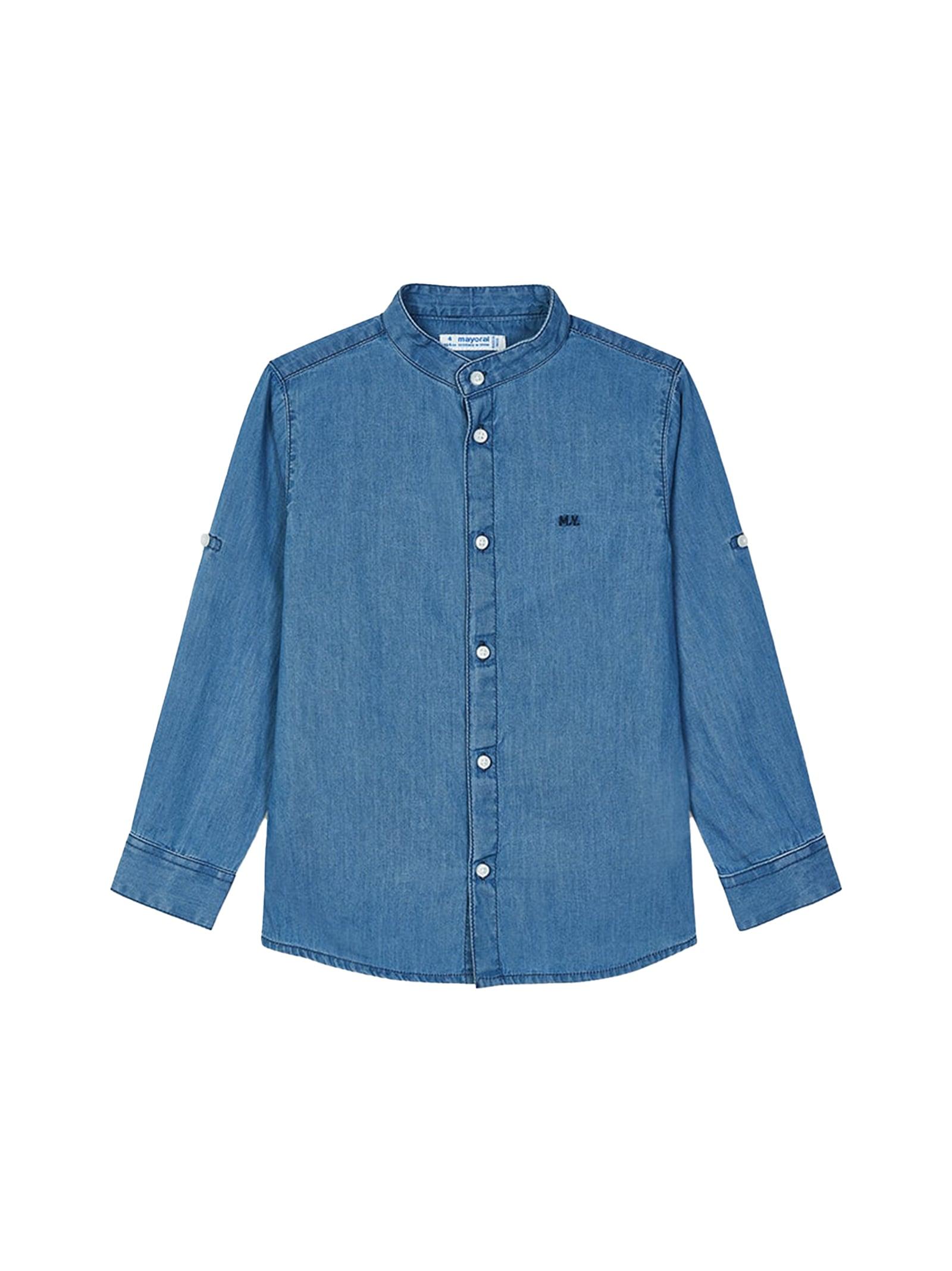 Camicia Colletto Alla Coreana MAYORAL | Camicie | 3127005