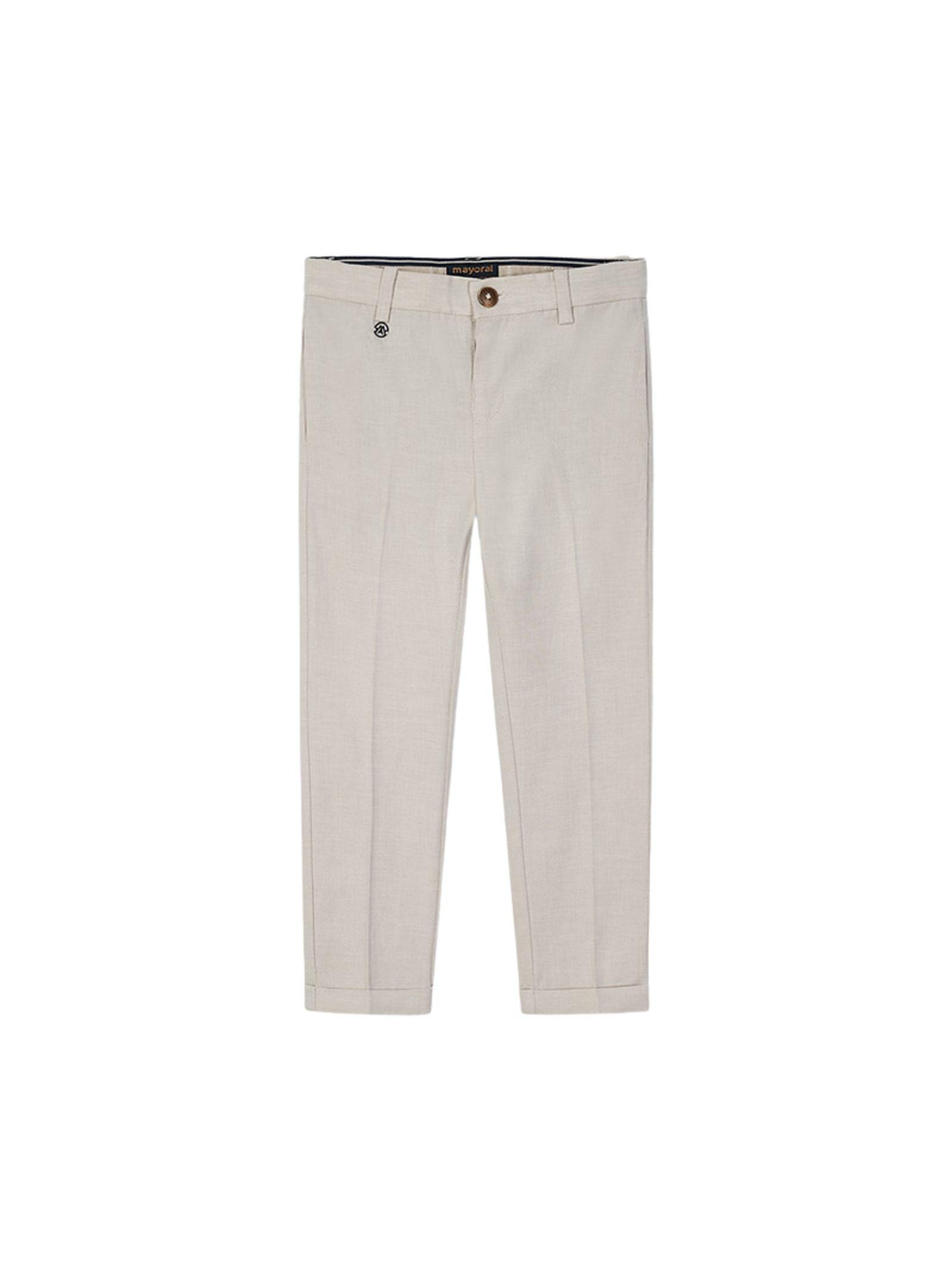 Pantalone Lino Tailoring MAYORAL   Pantaloni   3565041