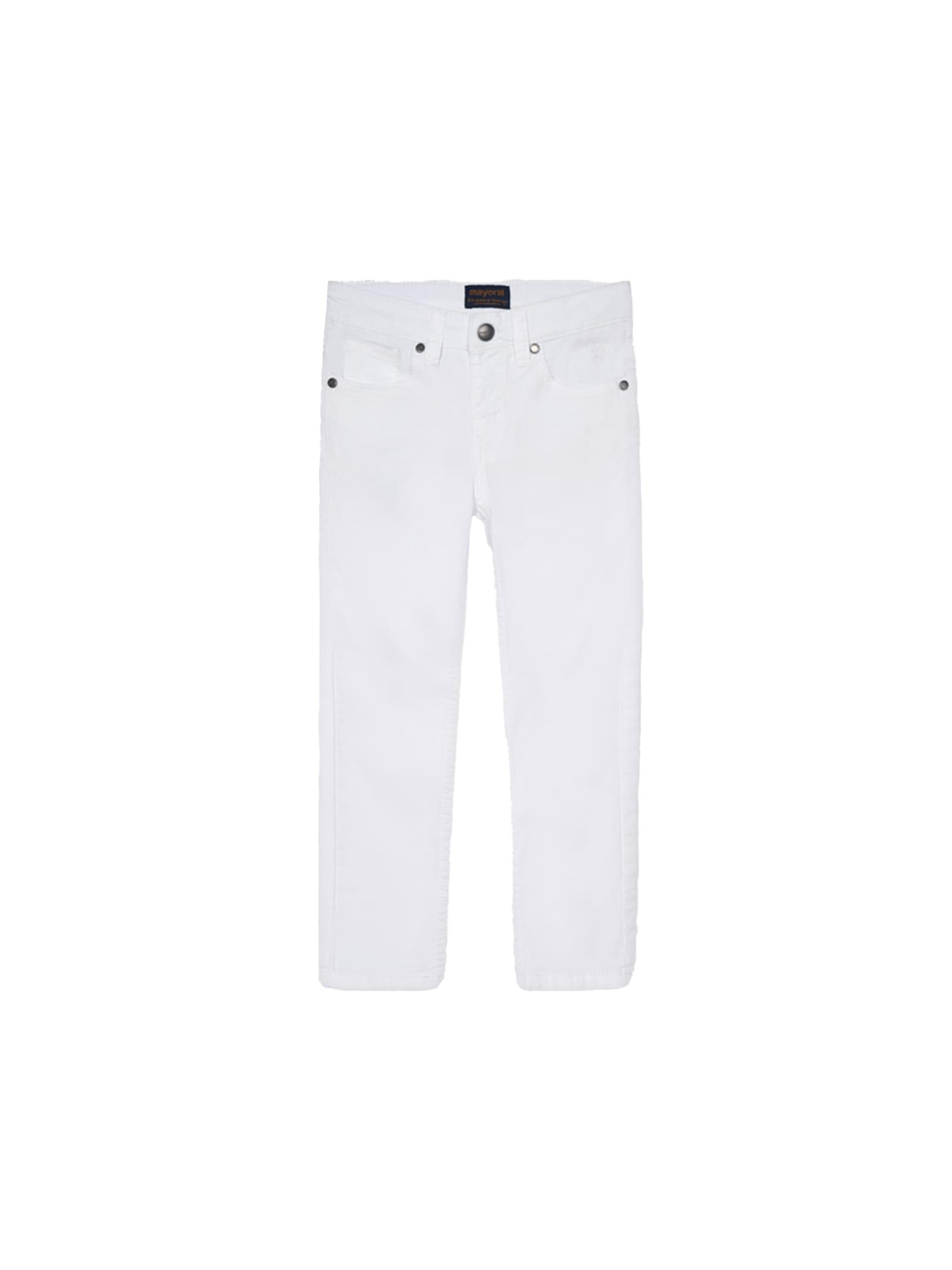 Pantalone Regular MAYORAL | Pantaloni | 509066