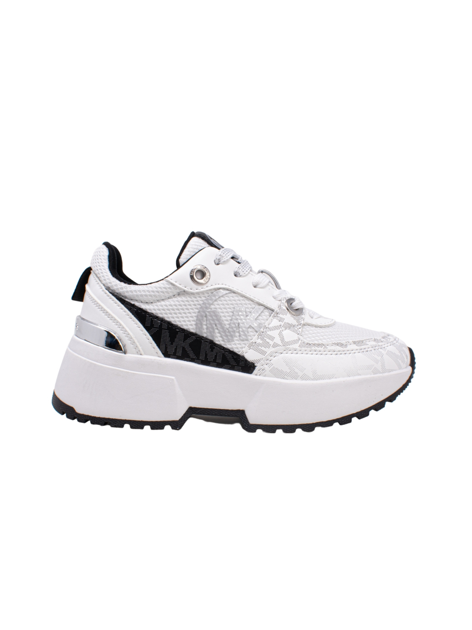 Sneakers Bambina Cosmo Sport MICHAEL KORS JUNIOR | Sneakers | MK100002CBIANCO