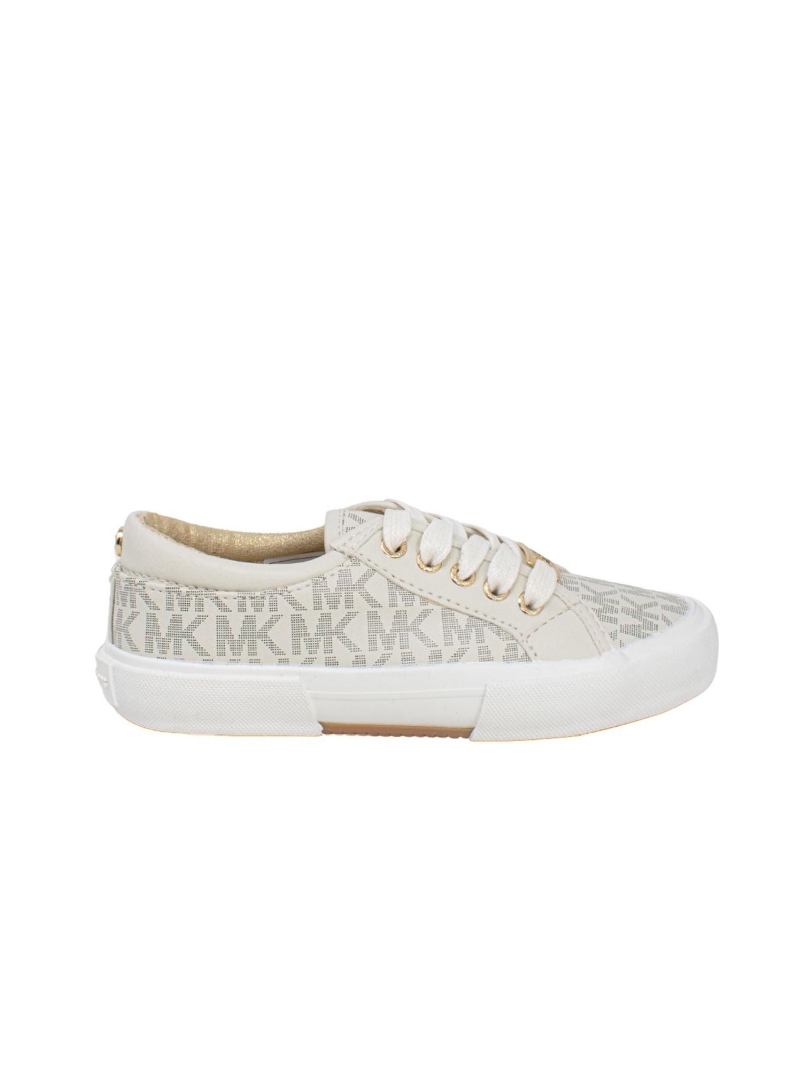 Sneakers Bambina Ima Rebel Vanilla MICHAEL KORS JUNIOR | Sneakers | MK100013VANILLA