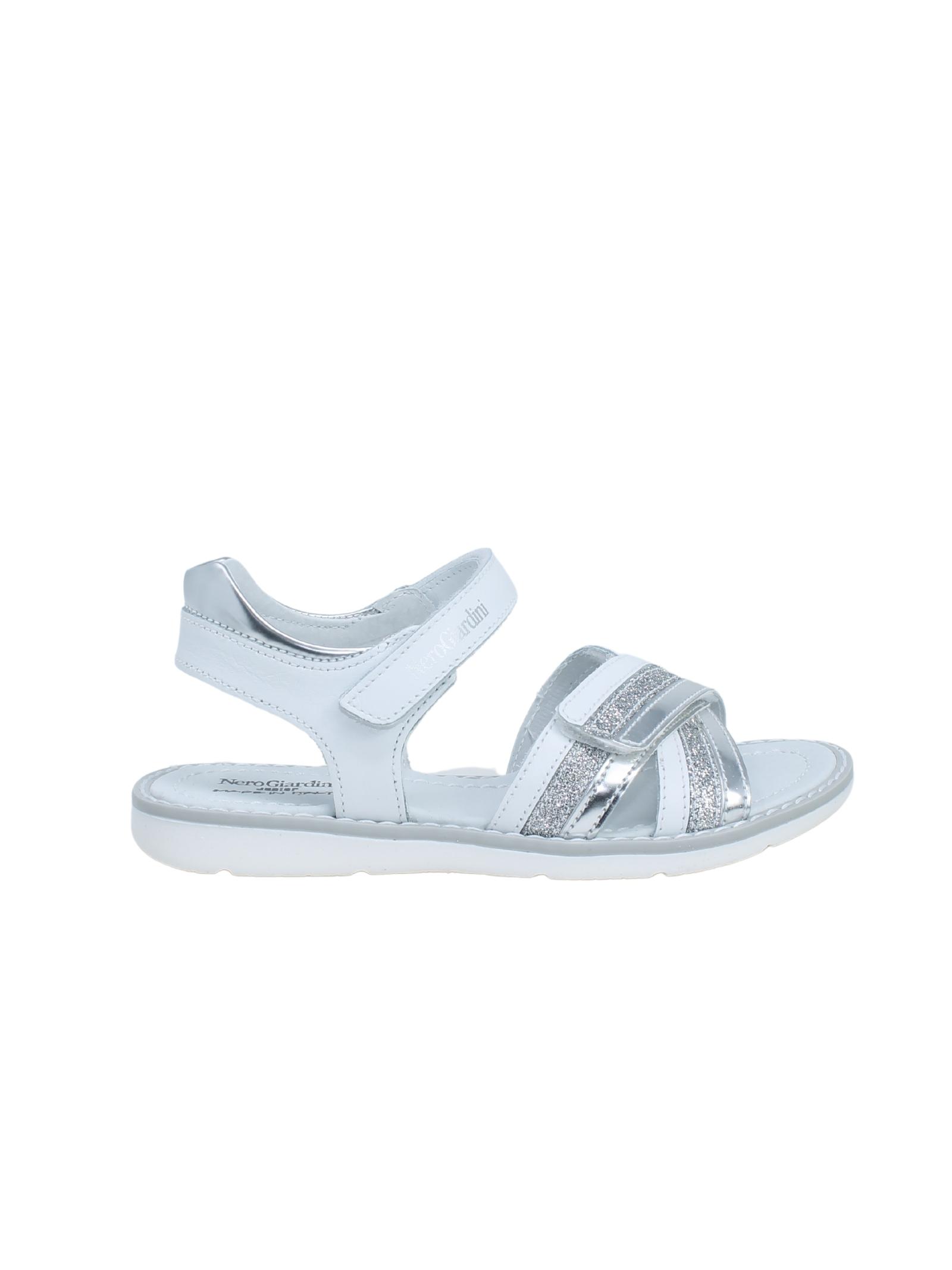 Sandalo Bambina Elegant NERO GIARDINI JUNIOR | Sandali | E128161F707