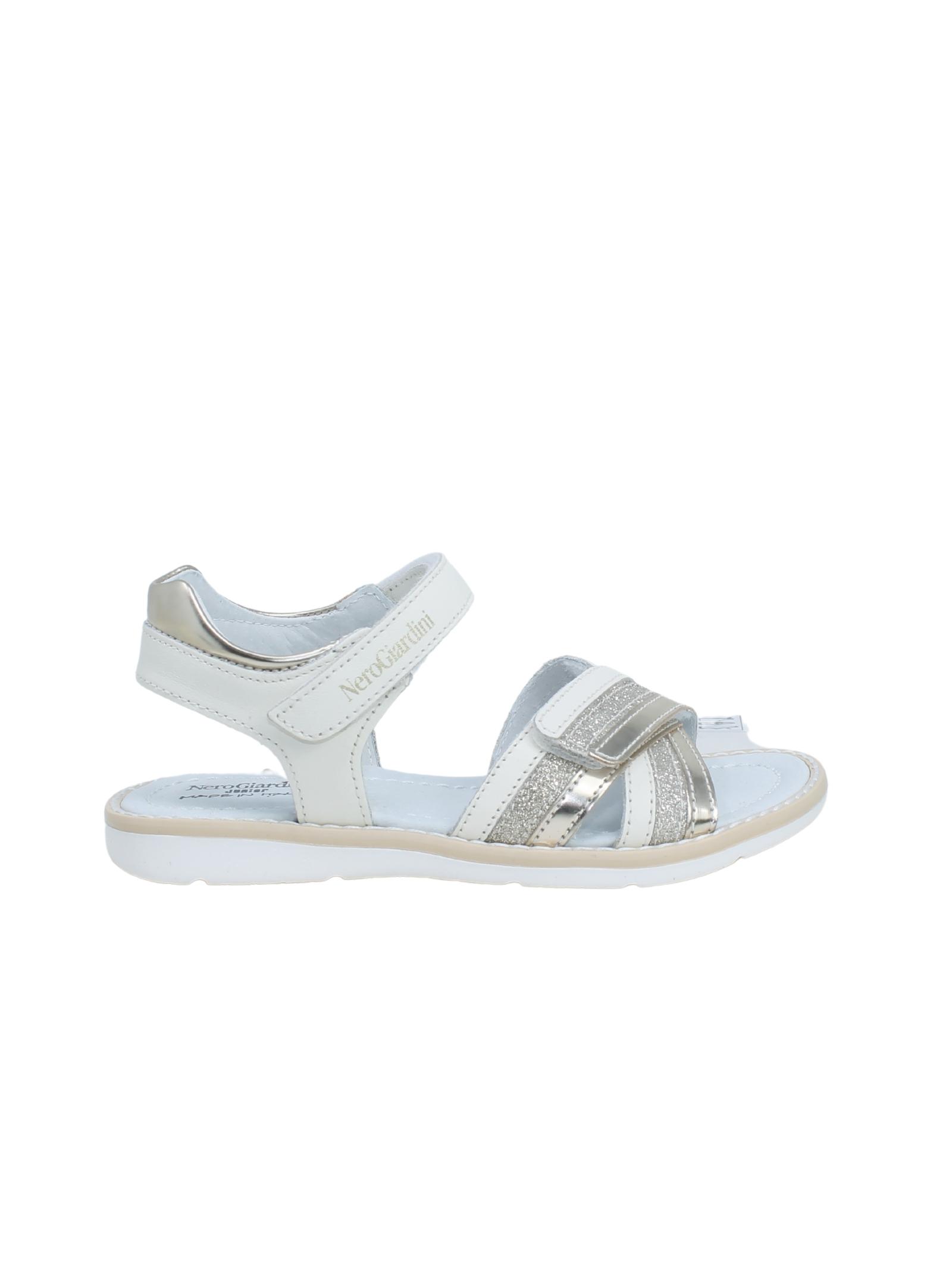 Sandalo Bambina Elegant NERO GIARDINI JUNIOR | Sandali | E128161F711