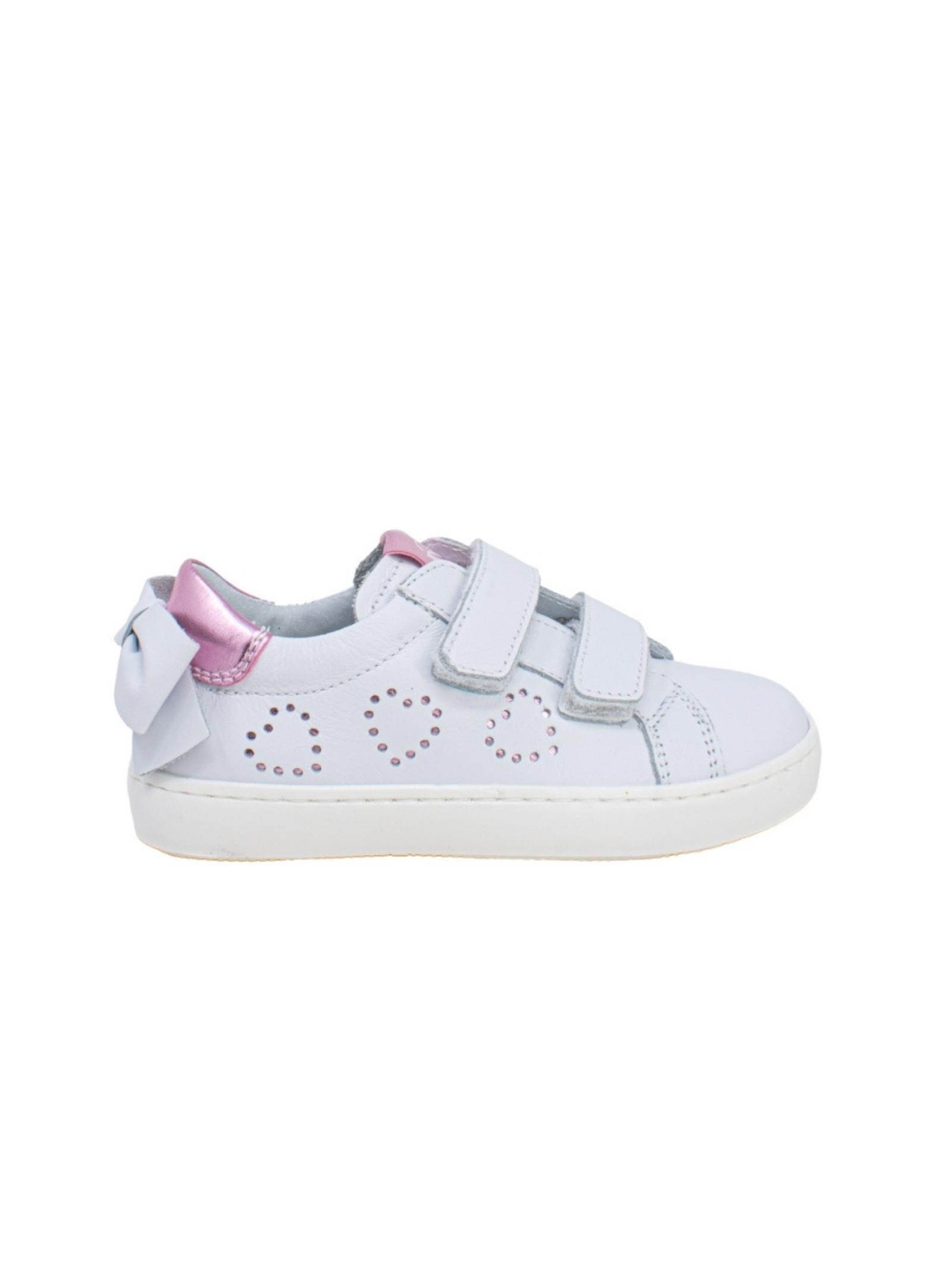 Sneakers Bambina Fiocco NERO GIARDINI JUNIOR | Sneakers | E121640F707
