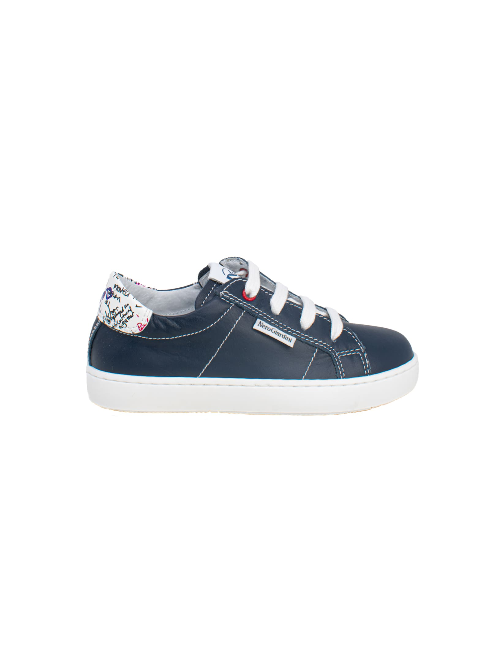 Sneakers Bambino Incanto NERO GIARDINI JUNIOR | Sneakers | E124012M207