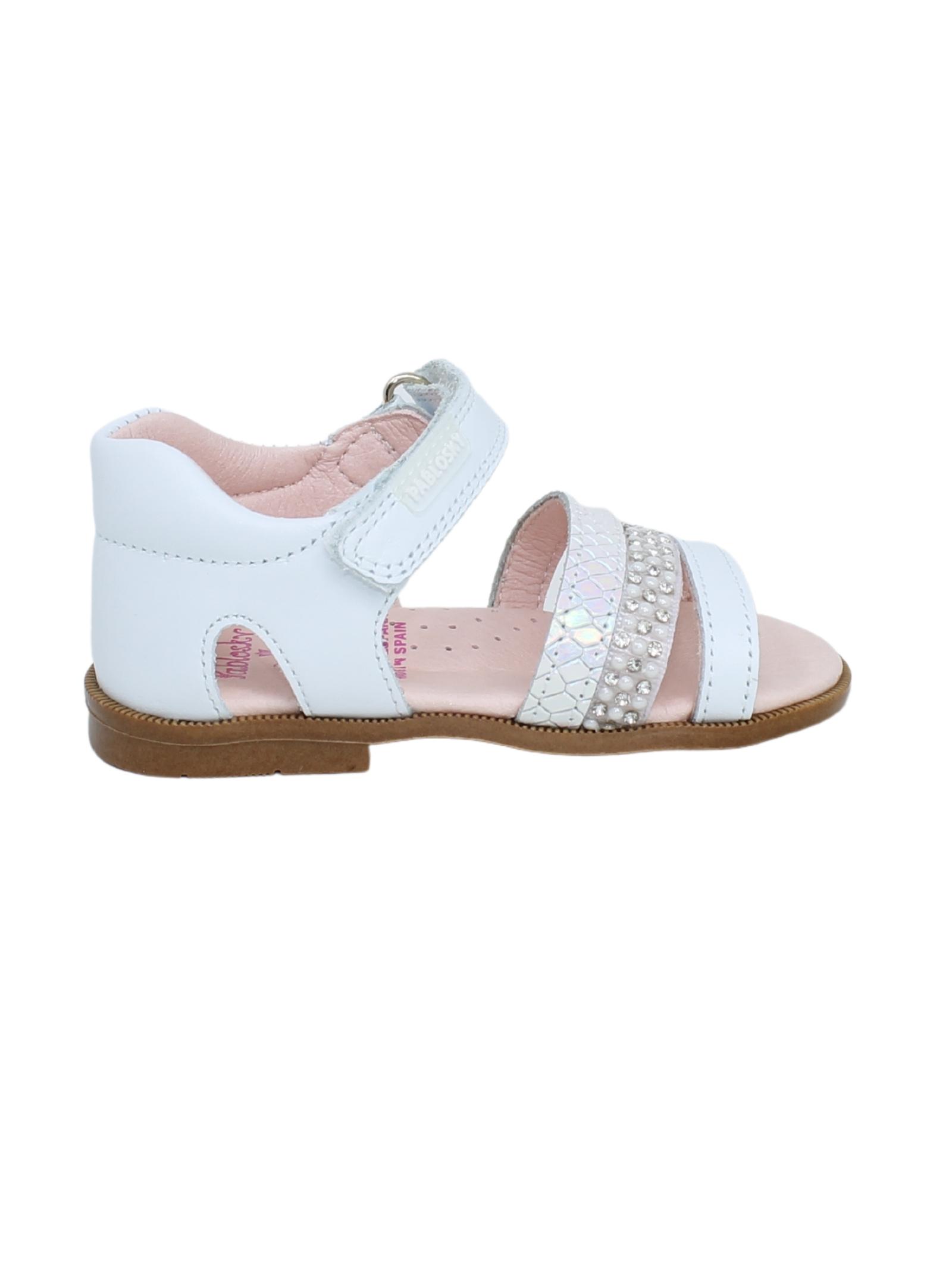 Sandalo Bambina Napamax PABLOSKY | Sandali | 071708BIANCO