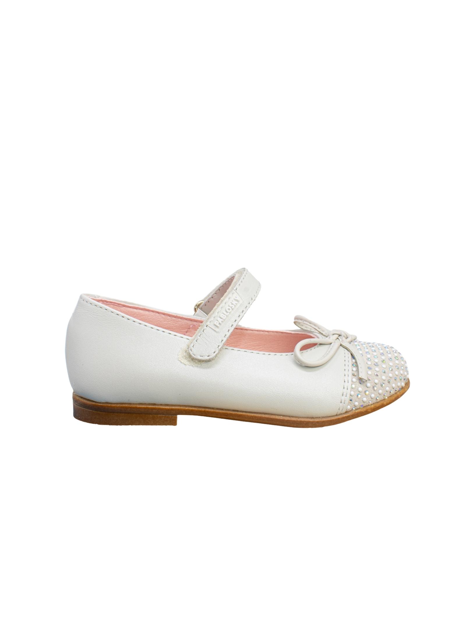 Ballerina Brillantini Tangon PABLOSKY | Ballerine | 343138BEIGE