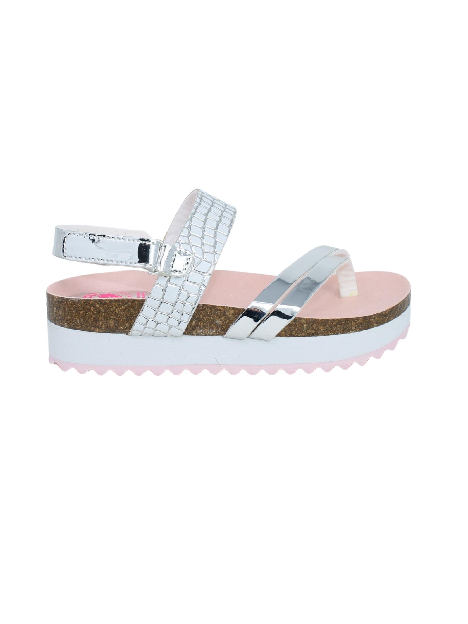 Sandalo Bambina Serpentato PABLOSKY | Sandali | 858850BIANCO