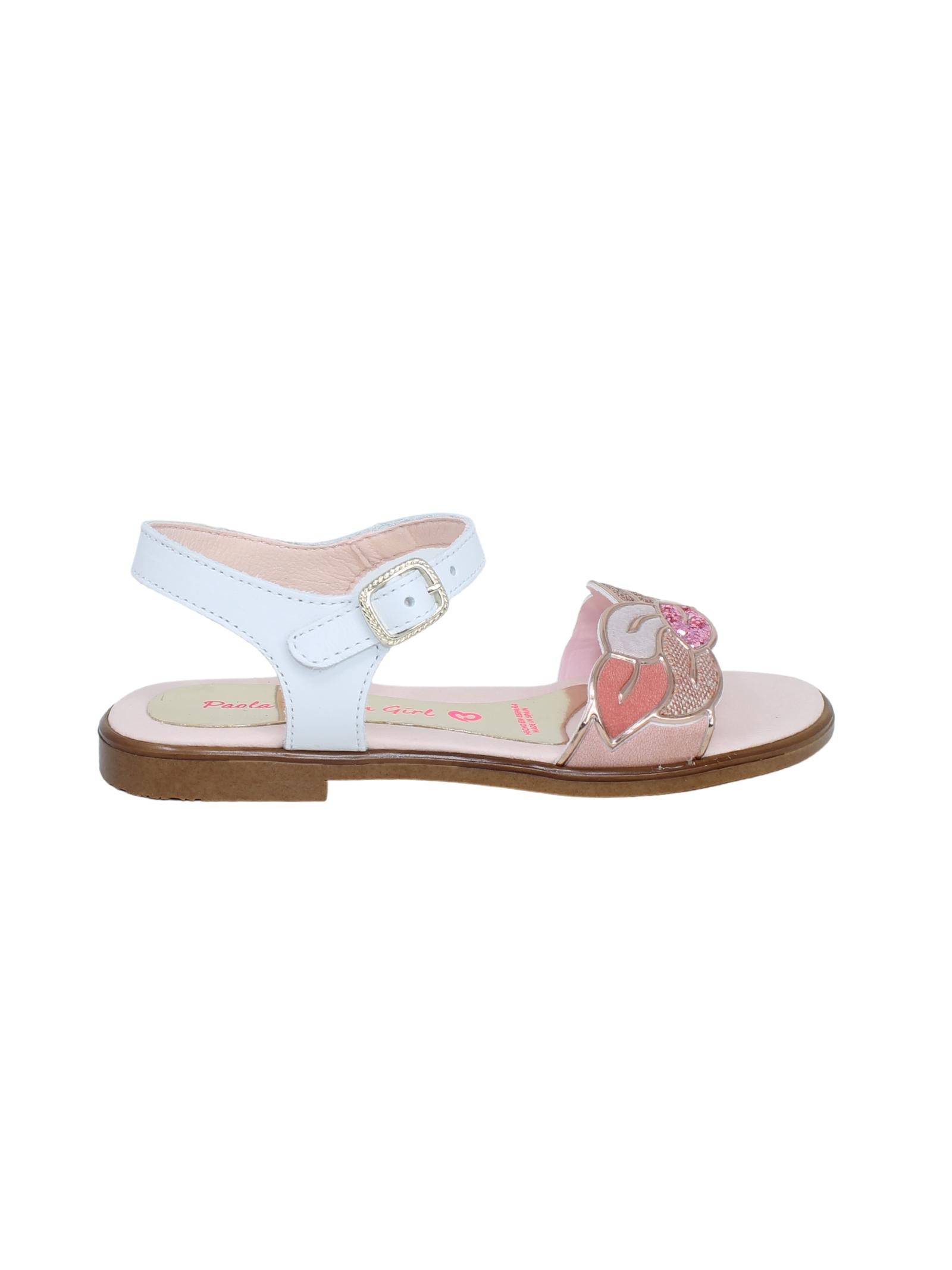 Sandalo Bambina Glitter PABLOSKY | Sandali | 861000ROSA