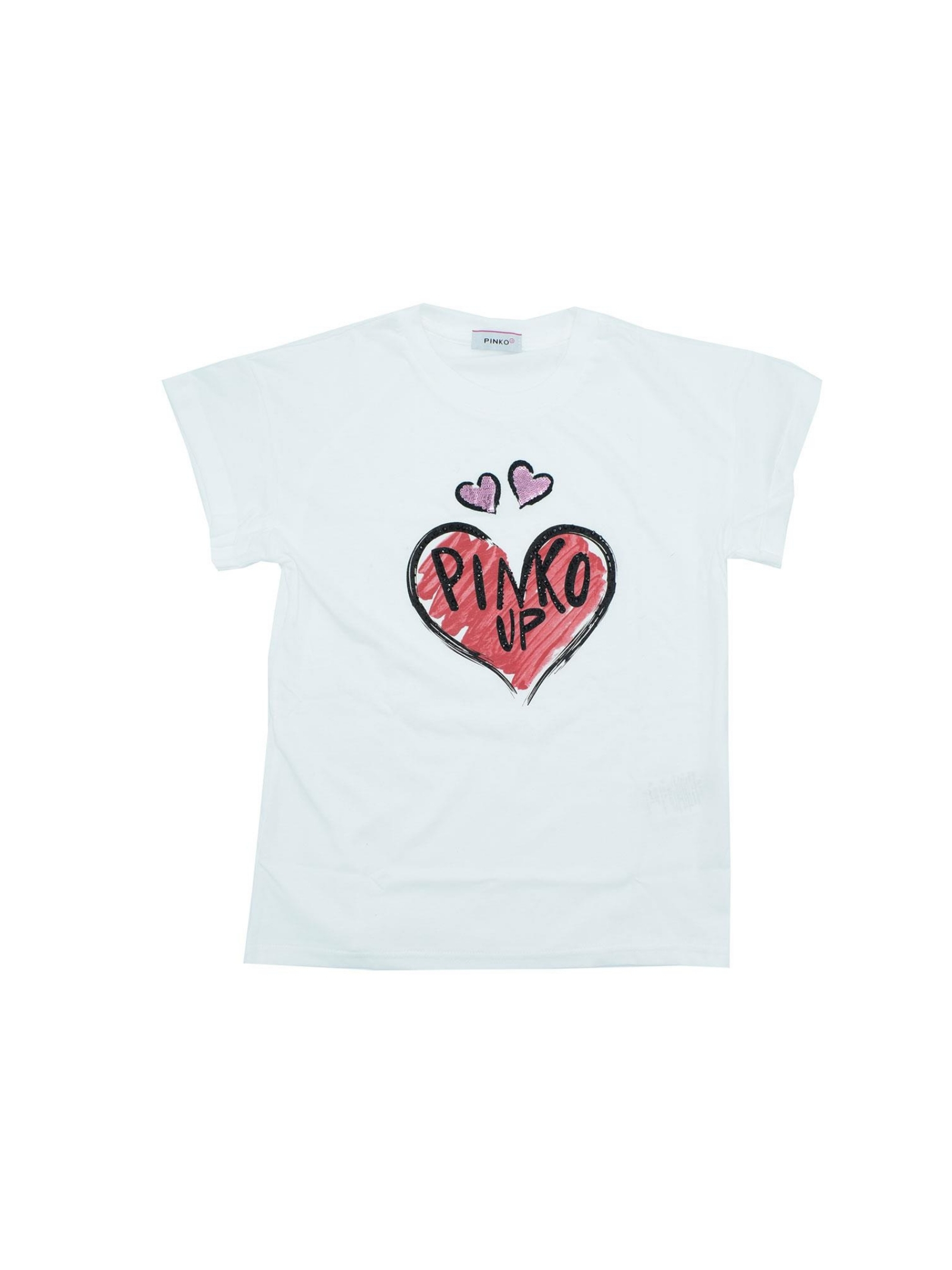 T-shirt Bambina Cuore PINKO UP | T-shirt | 027211002