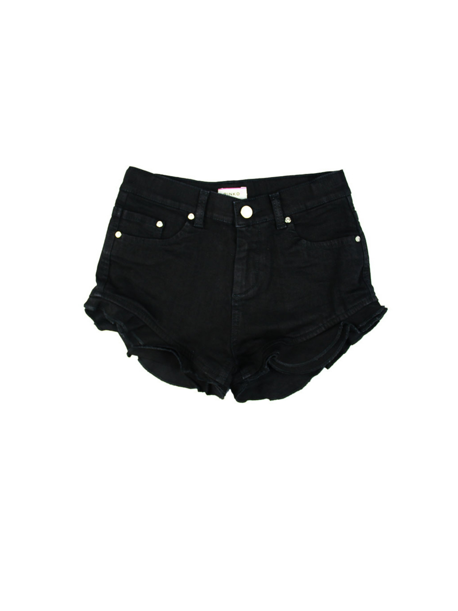 Short Bambina Black PINKO UP | Shorts | 027219110