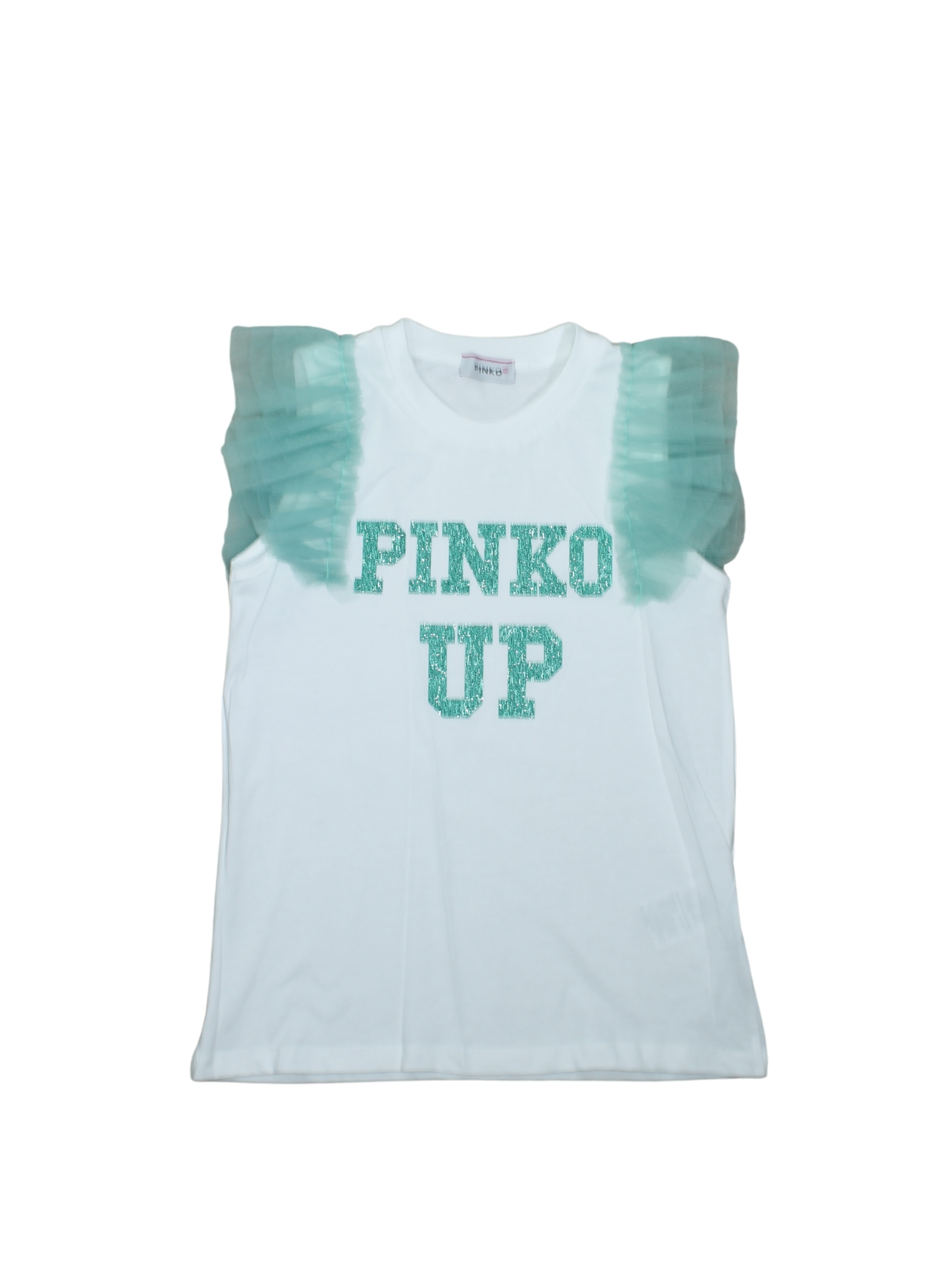 T-shirt Bambina Pinko in Tulle PINKO UP | T-shirt | 02723100225