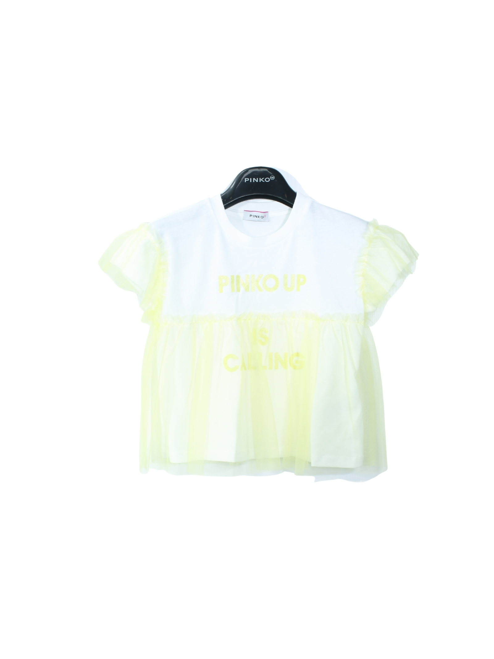 T-shirt Bambina Pinko Tulle PINKO UP | T-shirt | 027766020
