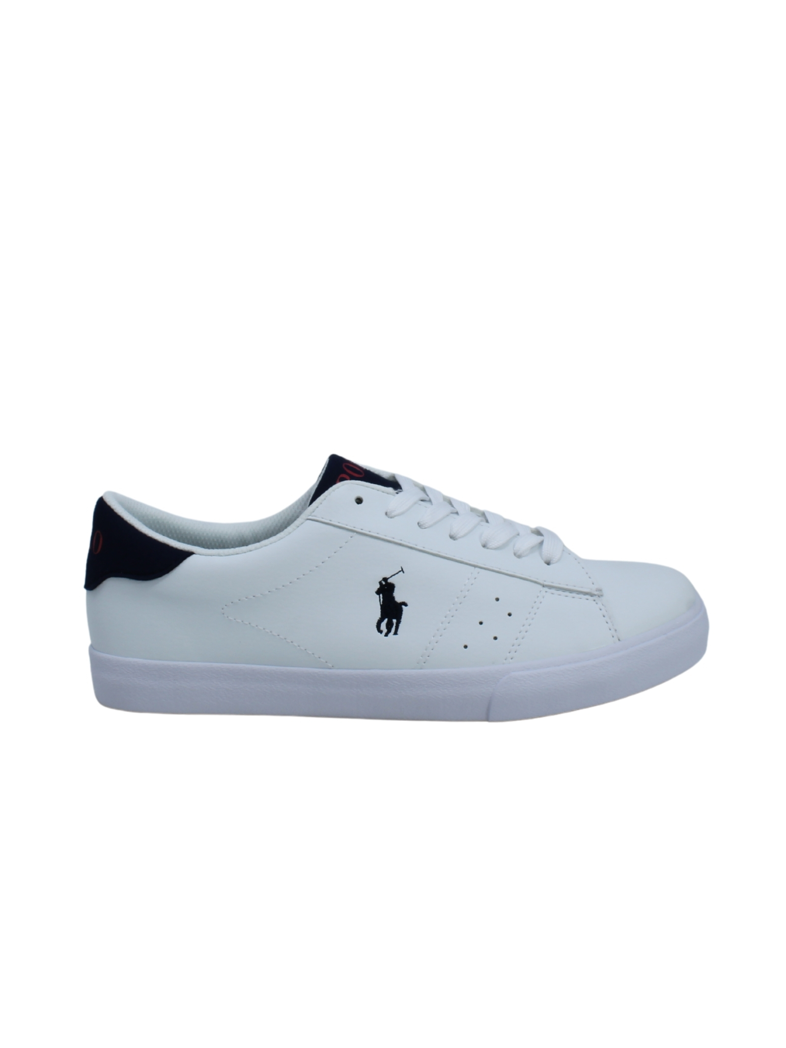 Sneakers Bambino Theron POLO RALPH LAUREN JUNIOR | Scarpe | 12RF102238WHITE