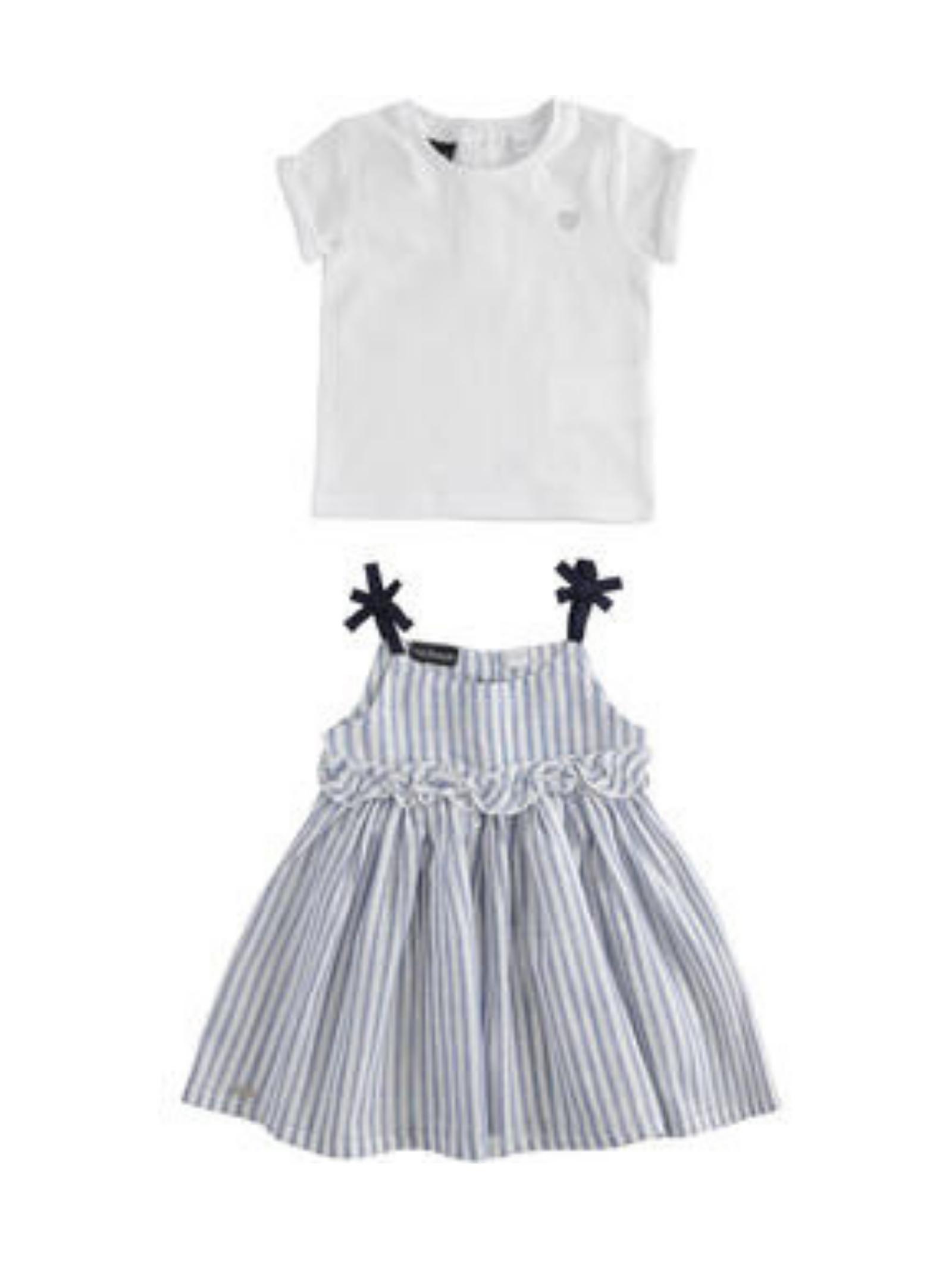 Completo Bambina Marino SARABANDA | Vestiti | 02584008020