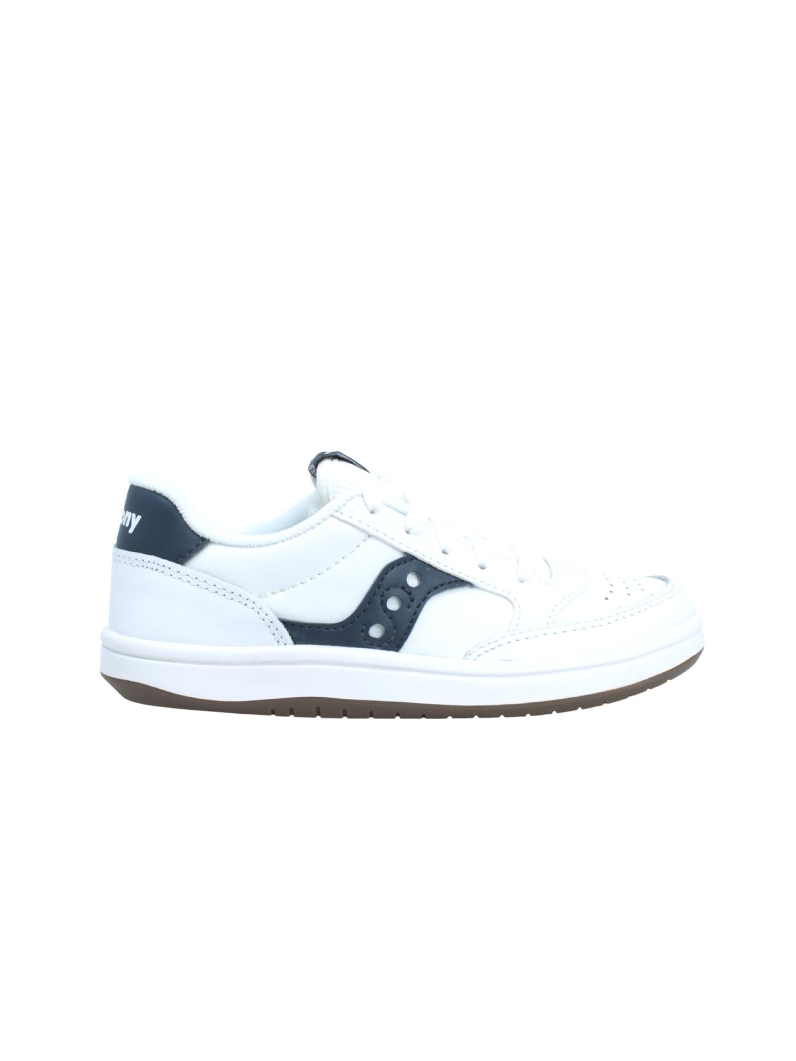 Sneakers Bambino Jazz Court Boy SAUCONY KIDS | Sneakers | SK264397WHITE/NAVY