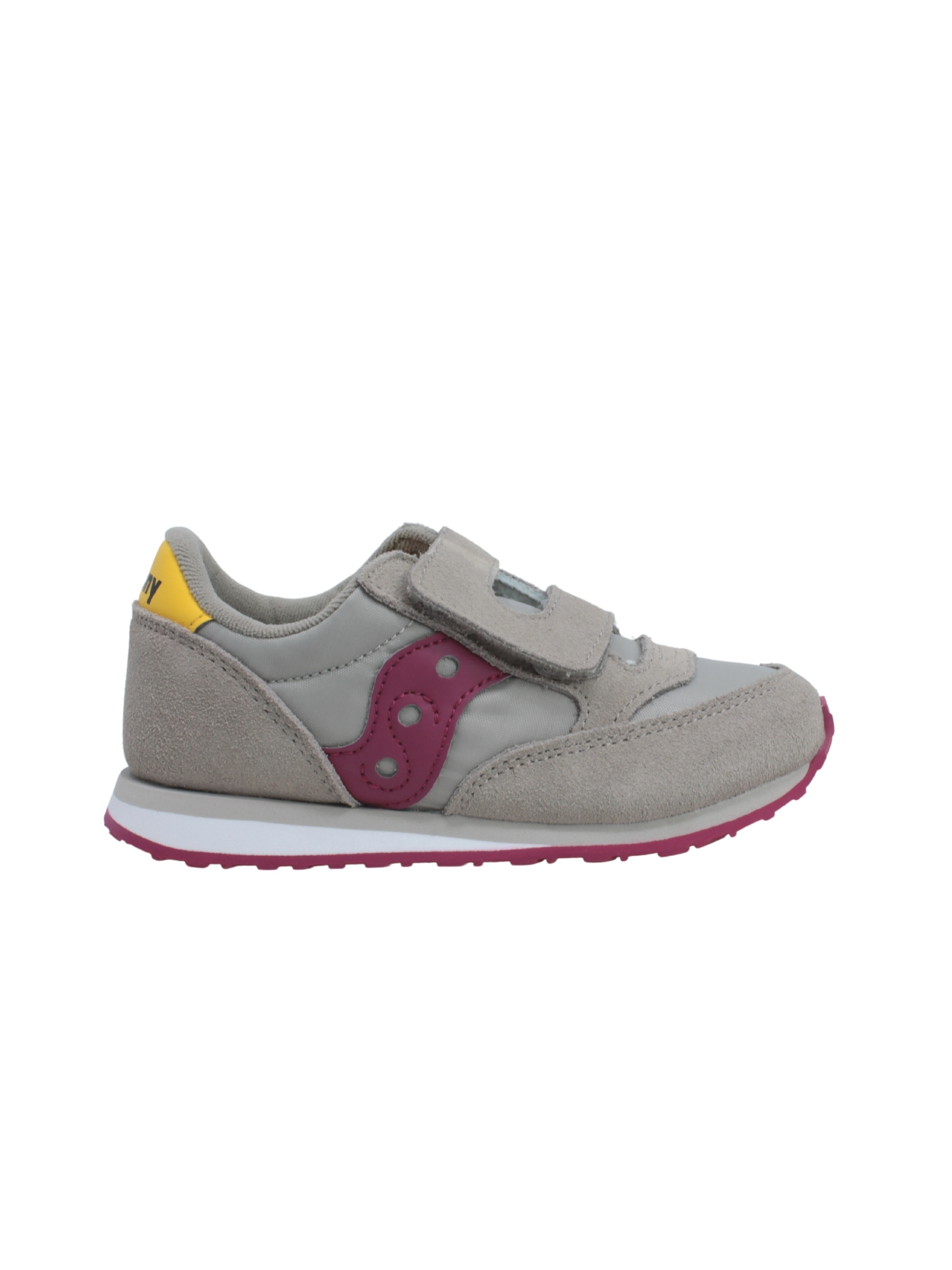 Sneakers Bambina Baby Jazz HL Taupe SAUCONY KIDS | Sneakers | SL164811PIETRA