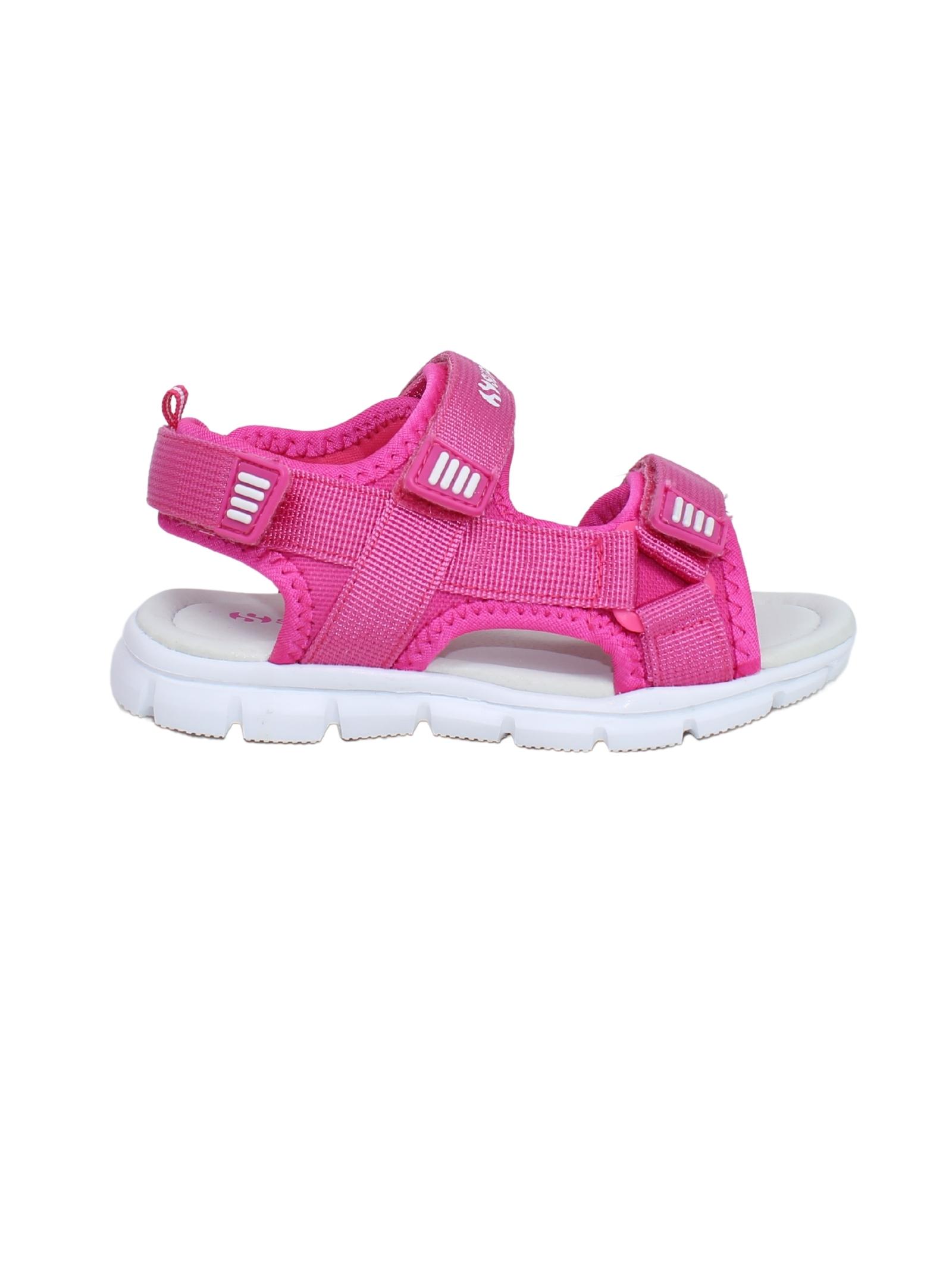 SUPERGA KIDS | Sandals | S835478FUCSIA