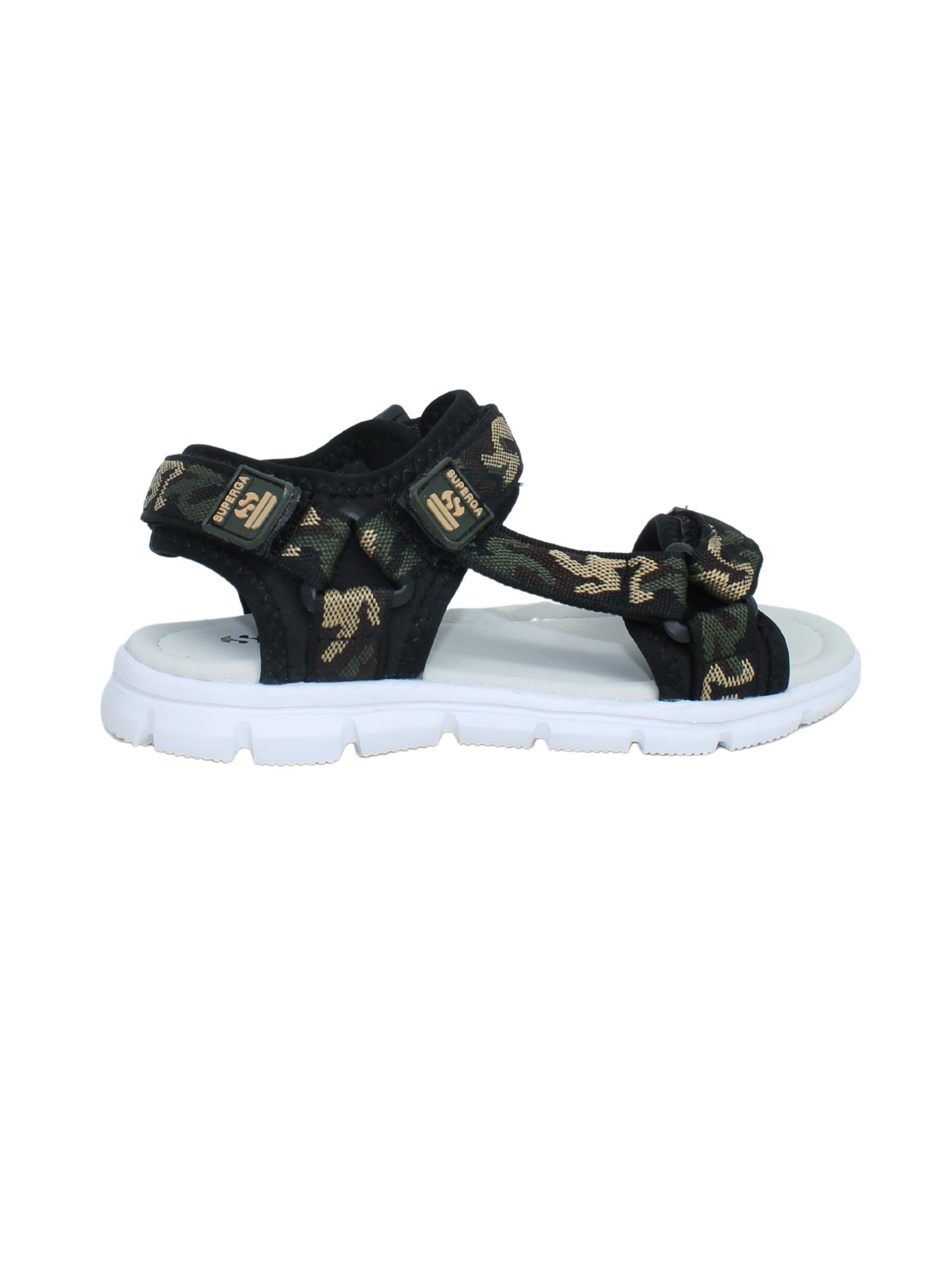 SUPERGA KIDS | Sandals | S835839VERDE