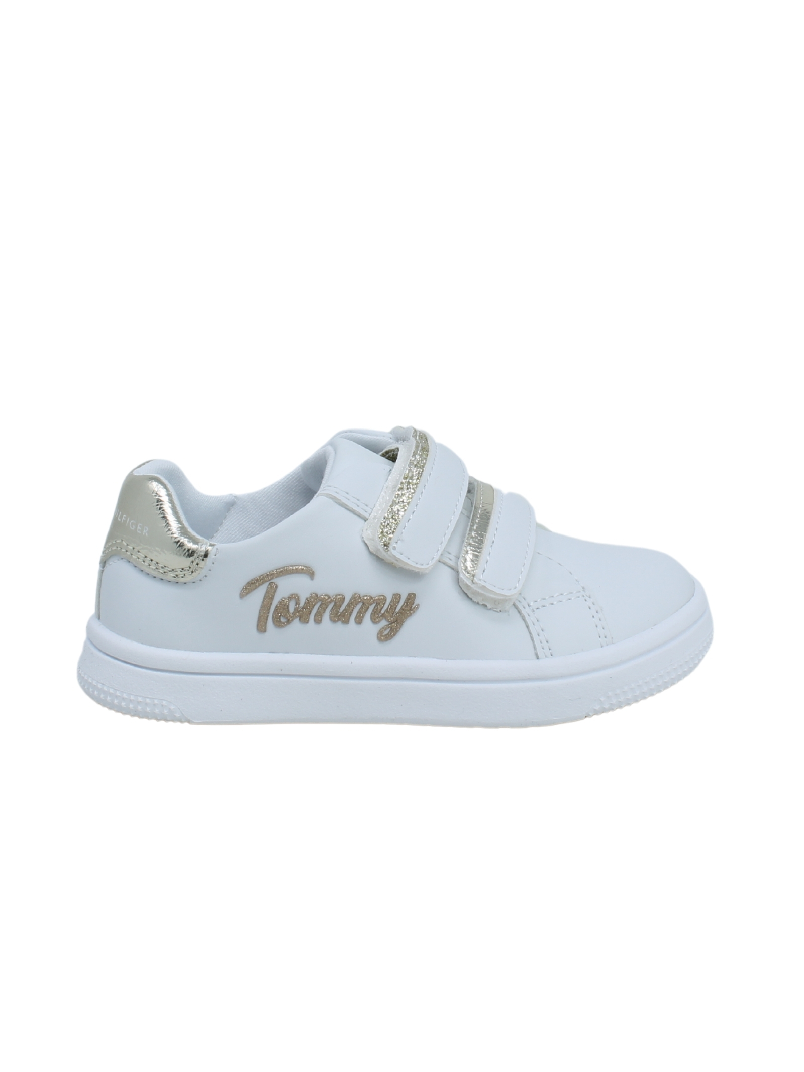 Sneakers Bambina Logo TOMMY HILFIGER KIDS | Sneakers | T1A4310171189X048BIANCO