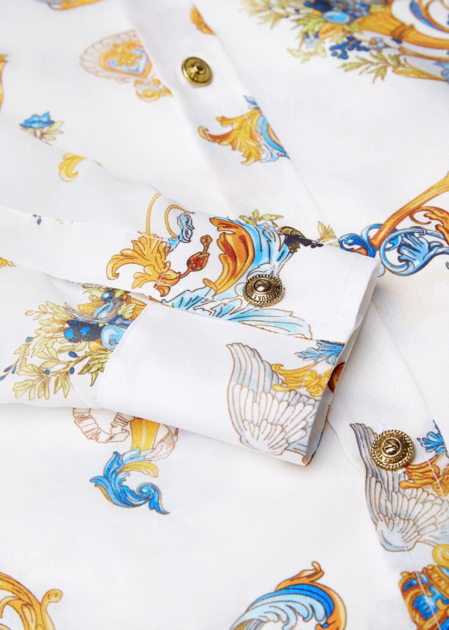 Shirt all over print VERSACE Jeans   B0HWA602S0996003