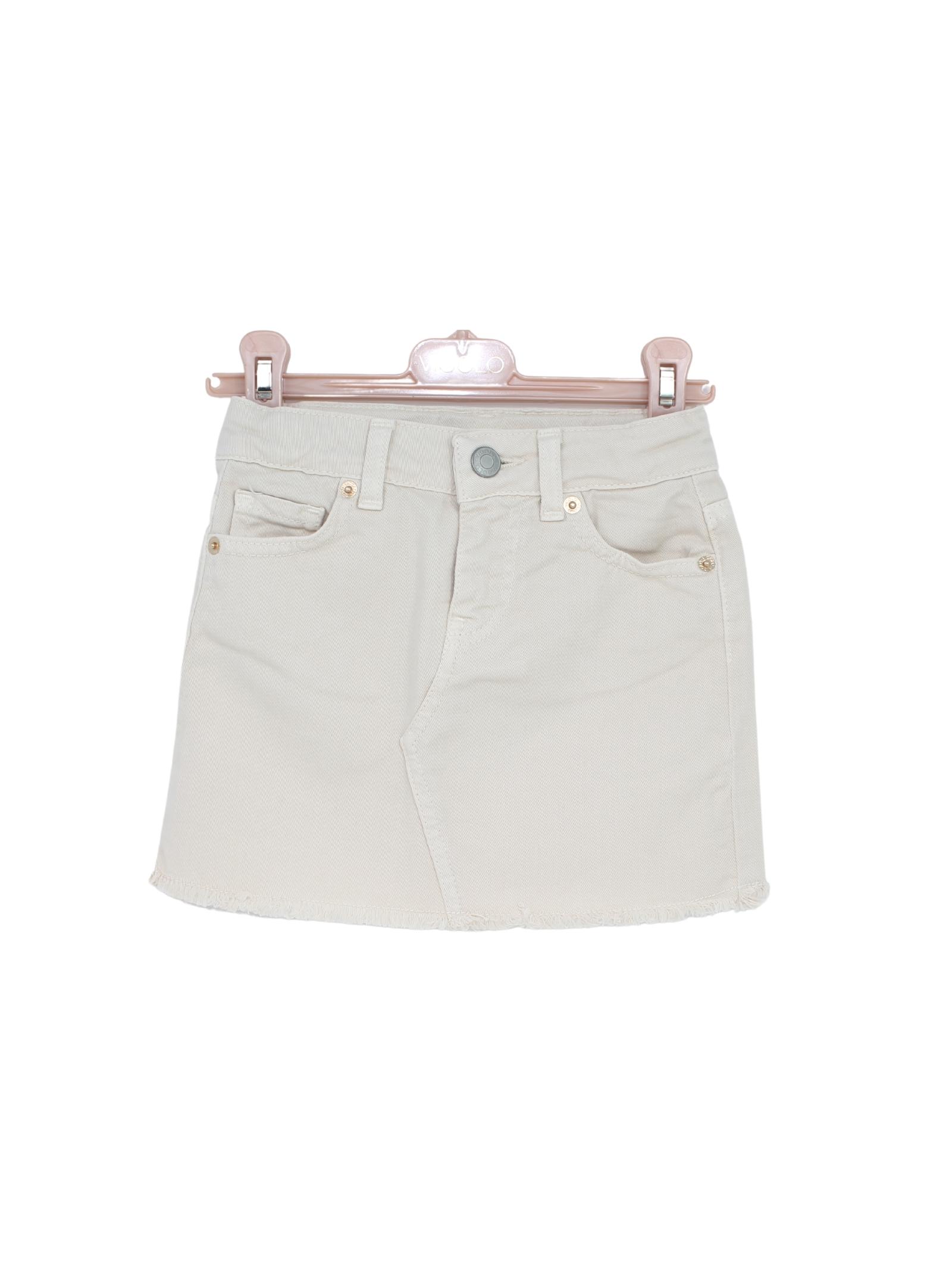 VICOLO KIDS | Skirts | 3146GD0342PANNA