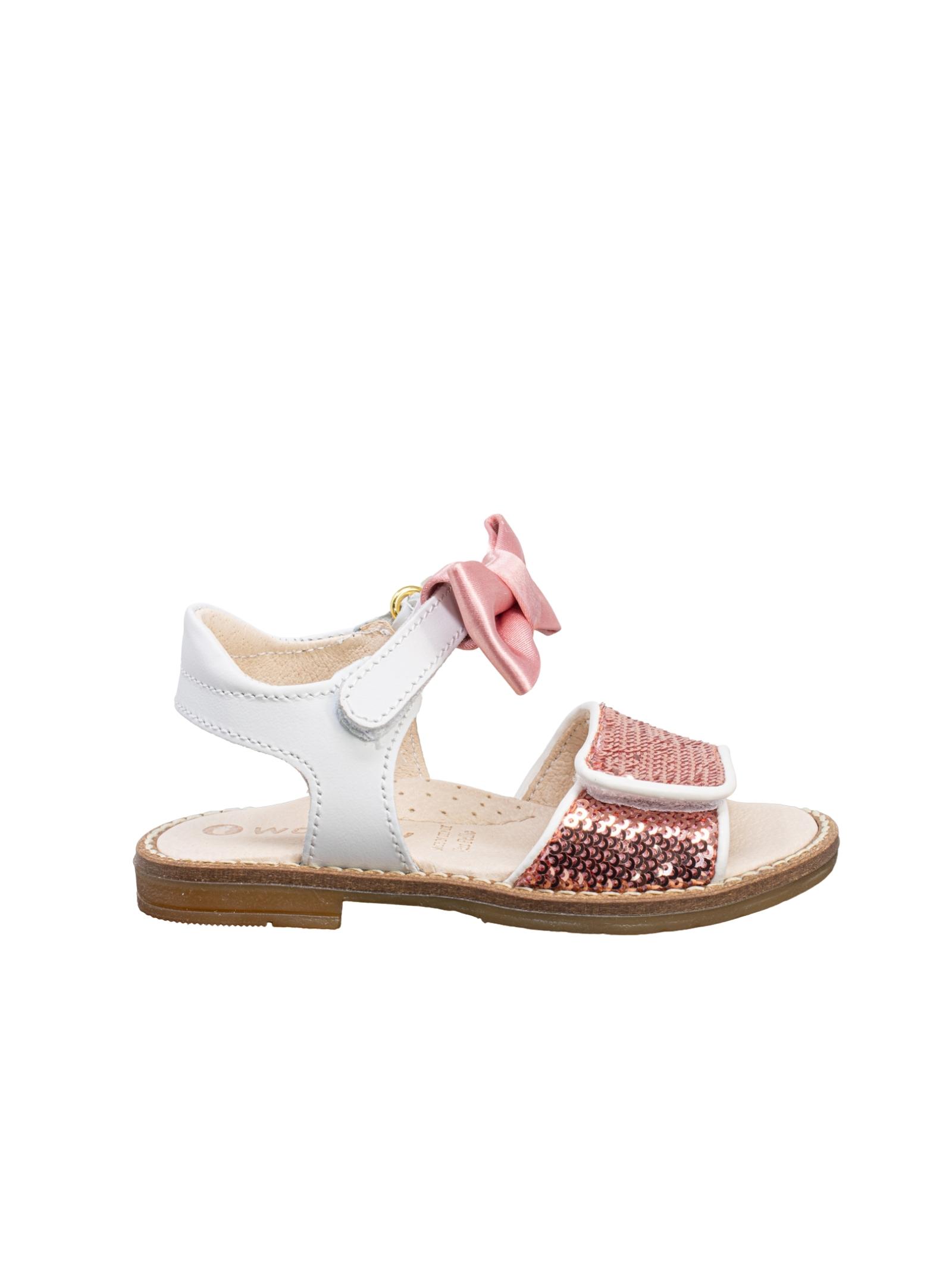 WALKEY | Sandals | Y1A2412121204514Bianco/cipria