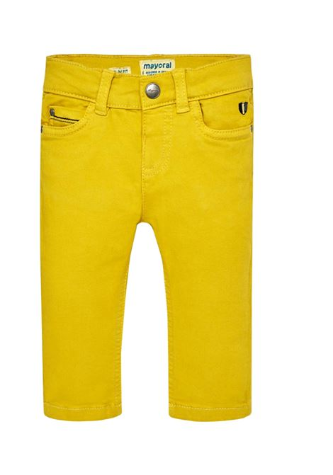 Baby Basic Plain Trousers MAYORAL | Trousers | 2552011