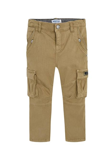 Baby Cargo Trousers MAYORAL | Trousers | 4536078