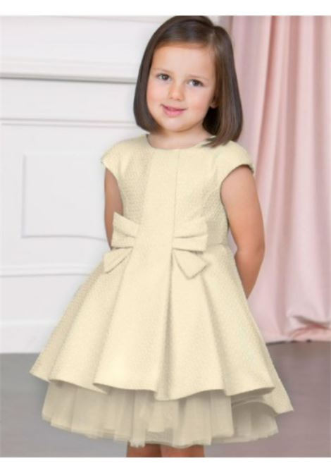 Double Bow Dress for Girls ABEL&LULA | Clothes | 550414