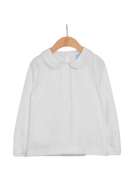 Blusa Elegant Popeline ABEL&LULA | Maglie | 5615064