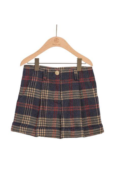 Shorts Jersey Quadri ABEL&LULA | Shorts | 5718024
