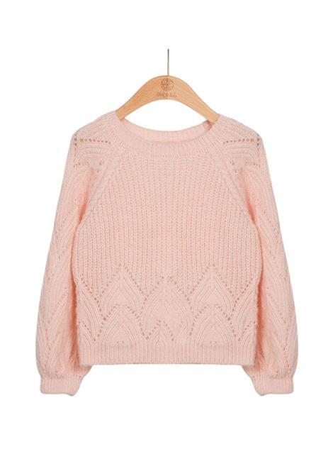 Streech Girl Sweater ABEL&LULA   Sweaters   5835038