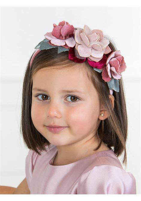 Cerchietto Flowers Bambina ABEL&LULA   Cerchietti   5928B090