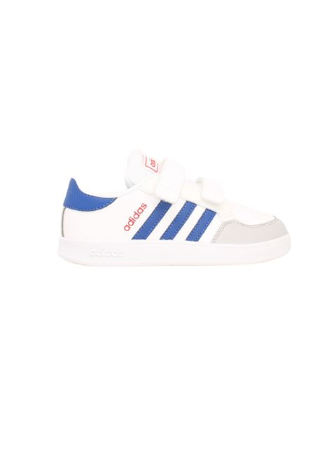 Sneakers White-Navy Sport Bambino ADIDAS JUNIOR | Sneakers | FY5898BIANCO