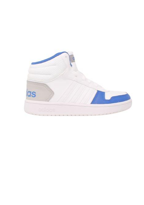 Sneakers Blu White Grey Bambino ADIDAS JUNIOR | Sneakers | GZ7770BIANCO