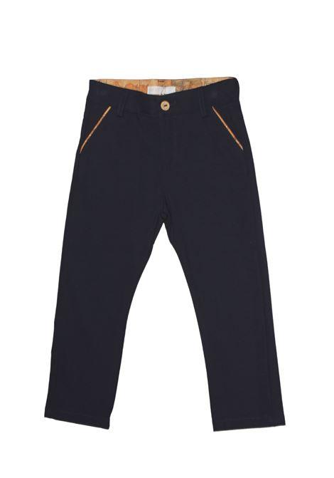 Baby Classic Long Trousers ALVIERO MARTINI 1° CLASSE JUNIOR | Trousers | 2571P0503BLU