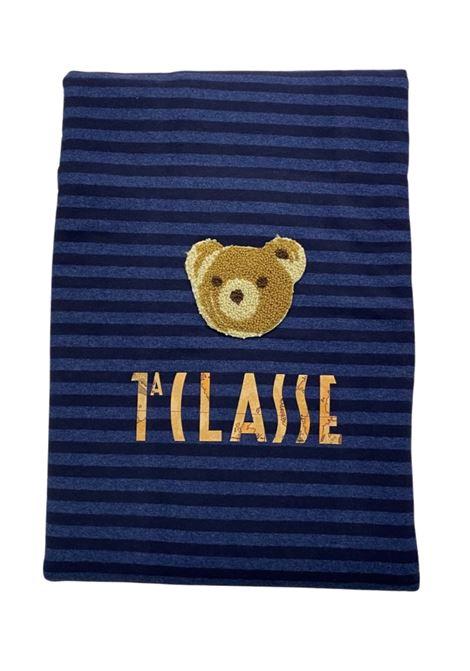 Baby Bear Blanket ALVIERO MARTINI 1° CLASSE JUNIOR | Blankets | 25BLANK1031BLU