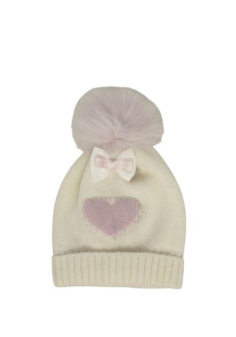 Girl's Pois Bow Hat ALVIERO MARTINI 1° CLASSE JUNIOR | Shirt | 25CAP1053BEIGE