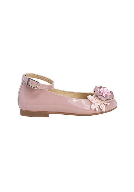 Ballerina Pink Flowers ANDANINES | Ballerine | 211659MOLOKAI