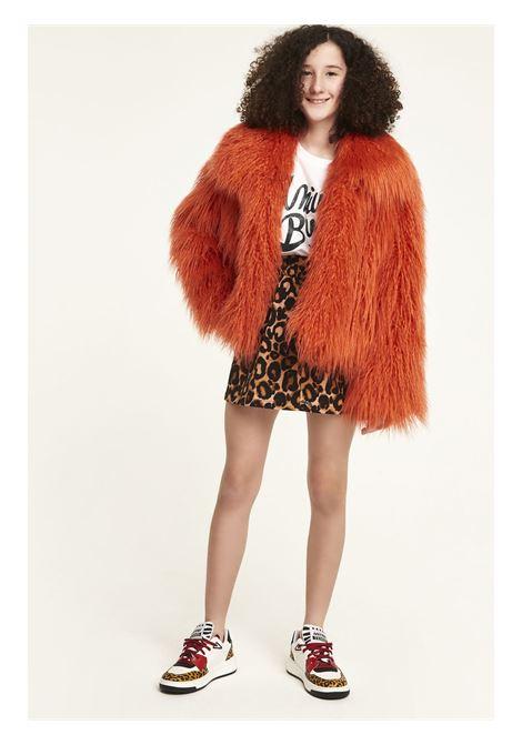 Girl's Faux Fur Coat ANIYE BY GIRL | Coats | 11121903032