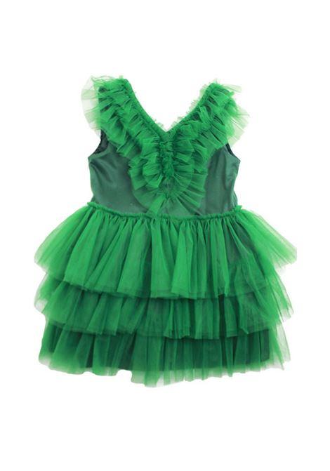 Vestito Tulle con Rouche Bambina ANIYE BY GIRL   Vestiti   11122500013