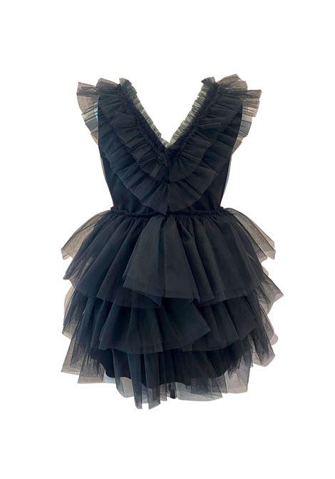 Vestito Tulle con Rouche Bambina ANIYE BY GIRL   Vestiti   11122500336
