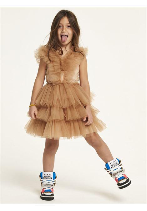 Vestito Tulle con Rouche Bambina ANIYE BY GIRL   Vestiti   11122500459