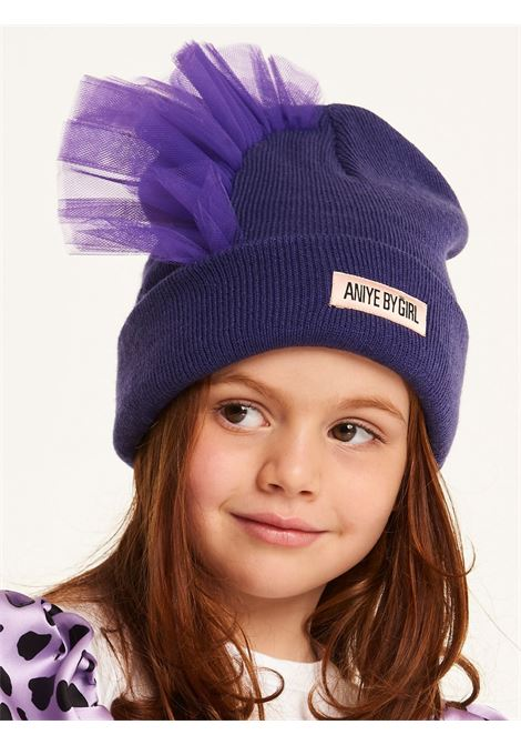 Tulle Hat with Girl Logo ANIYE BY GIRL | Shirt | 11125900698